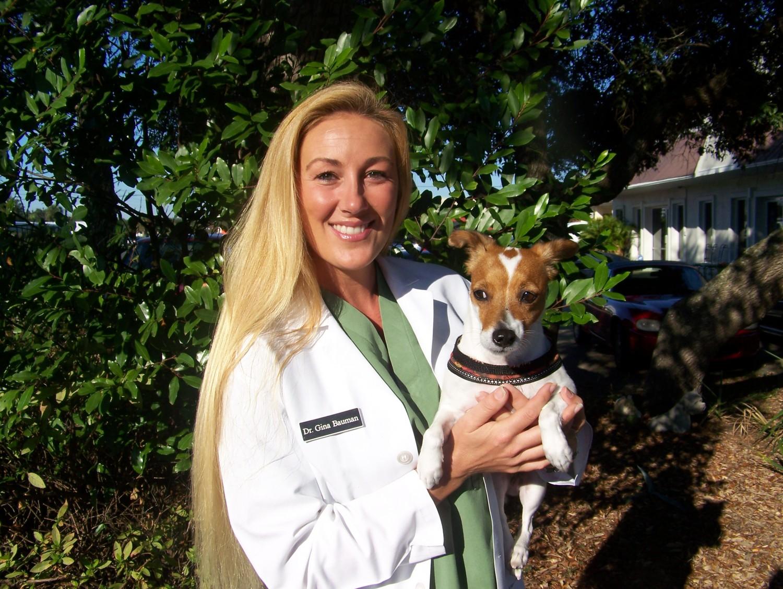 Gina Bauman Navarre Animal Hospital